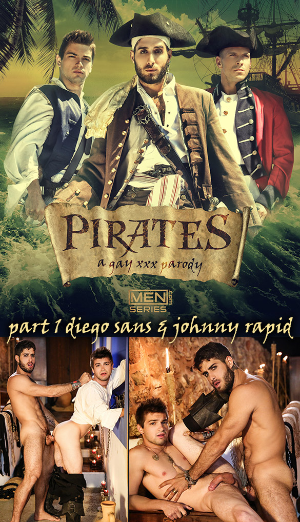 Piratas do anal — 9